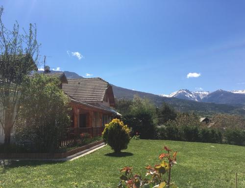 Huizenjacht in de Franse Alpen