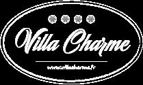 Gite Villa Charme – Saint Sauveur – Embrun Logo